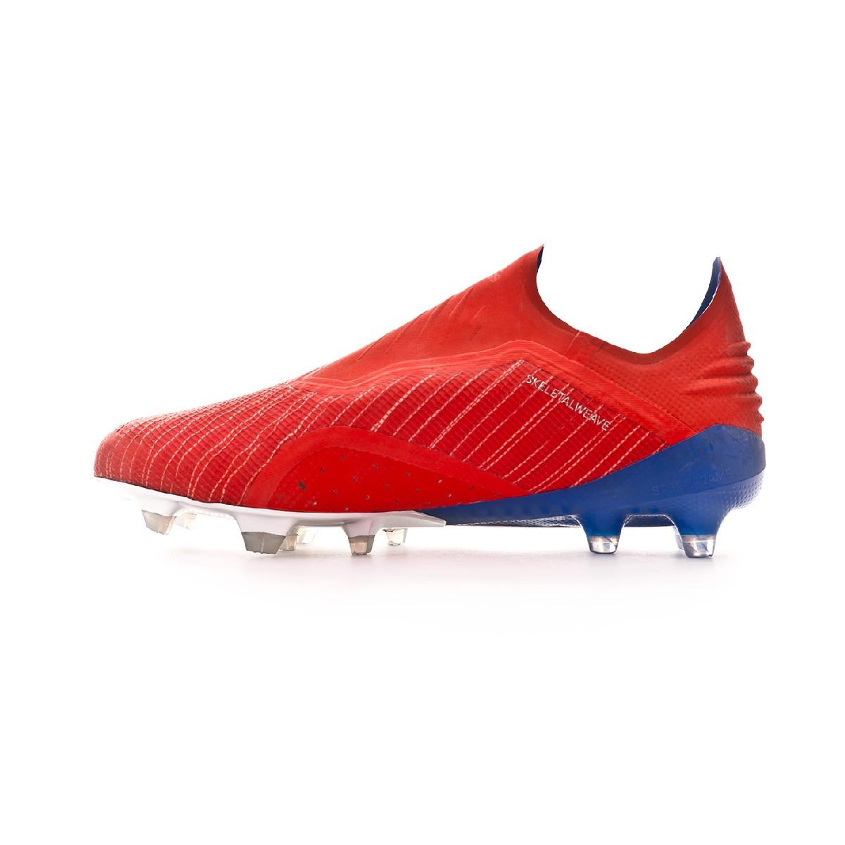 Chaussure de foot adidas X 18+ FG