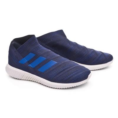 Adidas Nemeziz Tango 18.1 Trainer (Football BlueWhite)