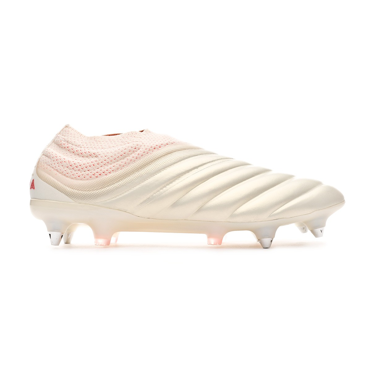 promo code 05f52 8c19c Boot adidas Copa 19+ SG Off white-Solar red-Off white - Football store  Fútbol Emotion