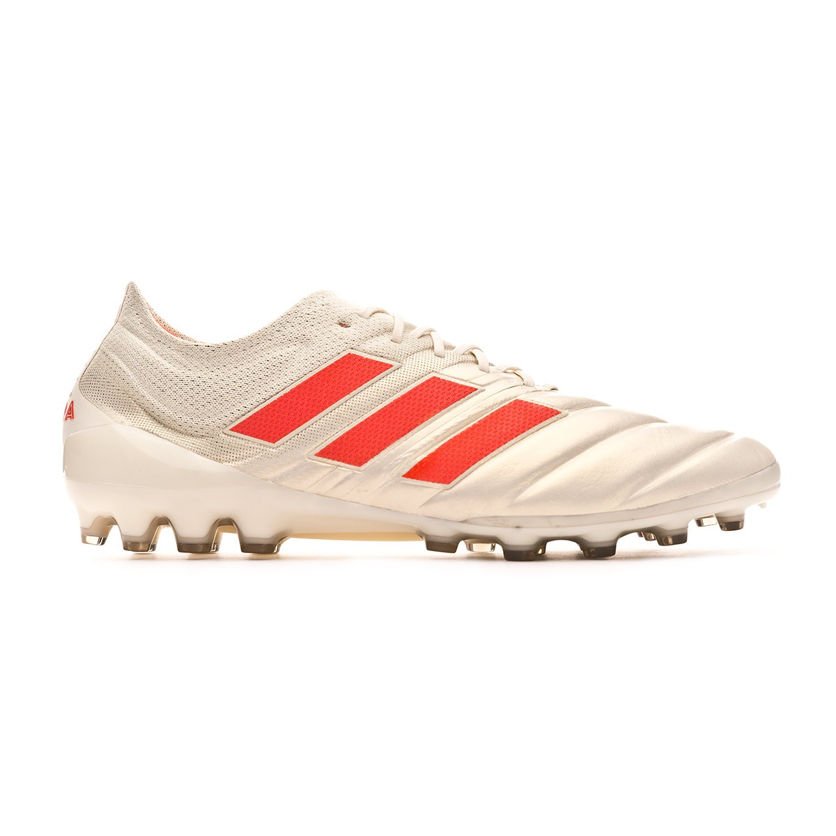 timeless design 9caad 5c0a8 Football Boots adidas Copa 19.1 AG Off white-Solar red-Core black -  Football store Fútbol Emotion