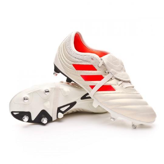Zapatos de fútbol adidas Copa Gloro 19.2 SG Off white-Solar red-Core black  - Soloporteros es ahora Fútbol Emotion dda9987c34c0a