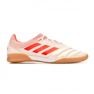 Zapatilla  adidas Copa Tango 19.3 IN Sala Off white-Solar red-Gum