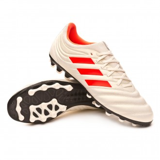 Boot  adidas Copa 19.3 AG Off white-Solar red-Core black