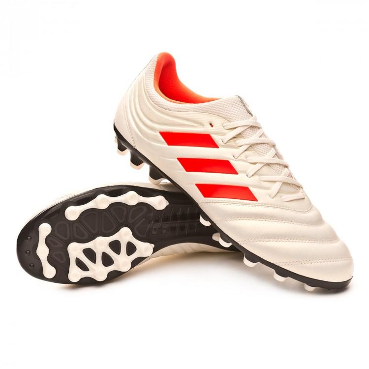 new concept a270a 884de bota-adidas-copa-19.3-ag-off-white-solar-
