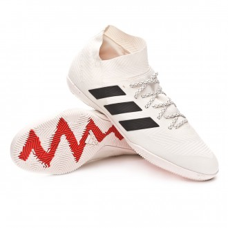 Zapatilla  adidas Nemeziz Tango 18.3 IN Off white-Core black-Active red