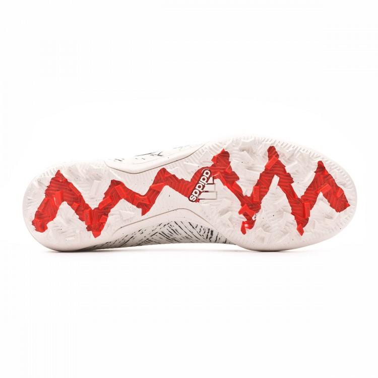 Zapatilla adidas Nemeziz Tango 18.3 Turf Off white-Core black-Active ... 80fc84c1040fc