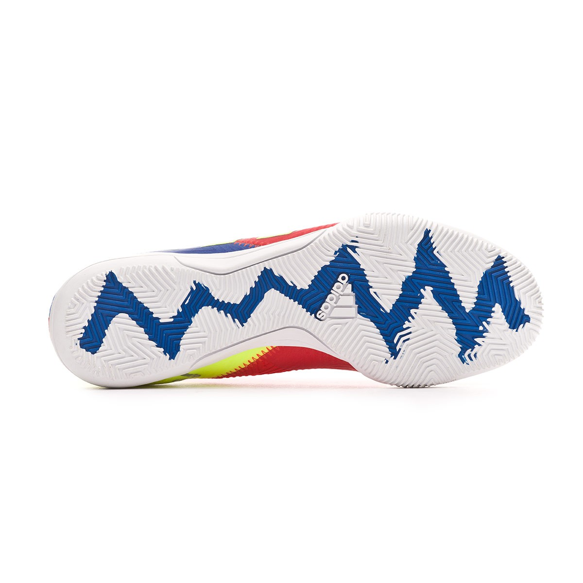 fae7c818503af Tenis adidas Nemeziz Messi Tango 18.3 IN Active red-Silver metallic-Football  blue - Tienda de fútbol Fútbol Emotion