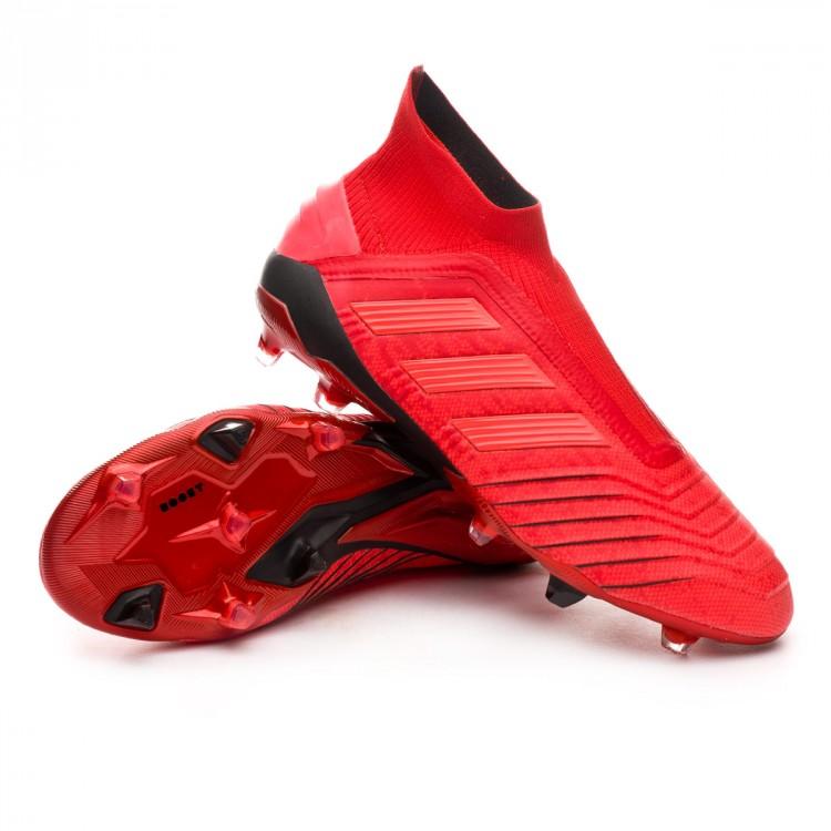 Chaussure de foot adidas Predator 19+ FG