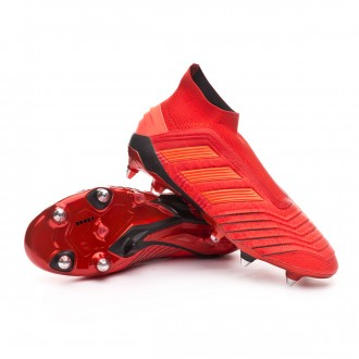 Bota  adidas Predator 19+ SG Active red-Solar red-Core black