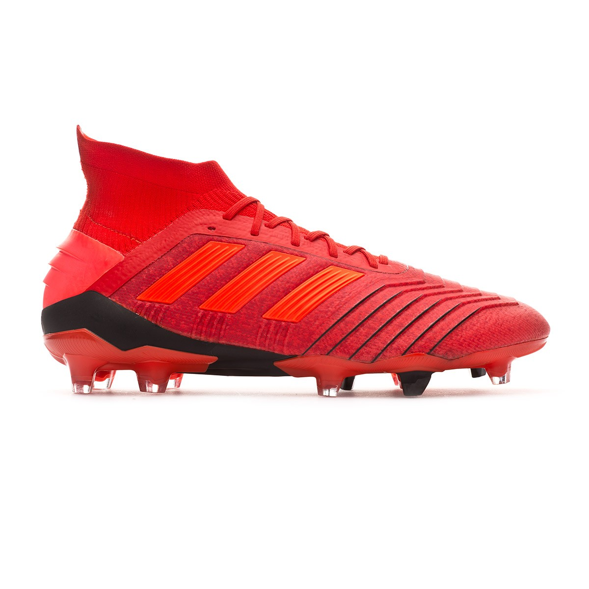online store 931d5 b1b49 Boot adidas Predator 19.1 FG Active red-Solar red-Core black - Football  store Fútbol Emotion
