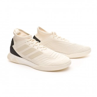 Baskets  adidas Predator Tango 19.1 TR Off white-Off white-Core black
