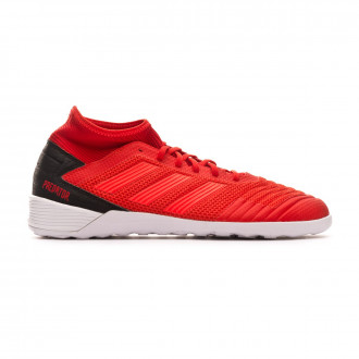 Scarpe adidas Predator Tango 19.3 IN Active red-Solar red-Core black