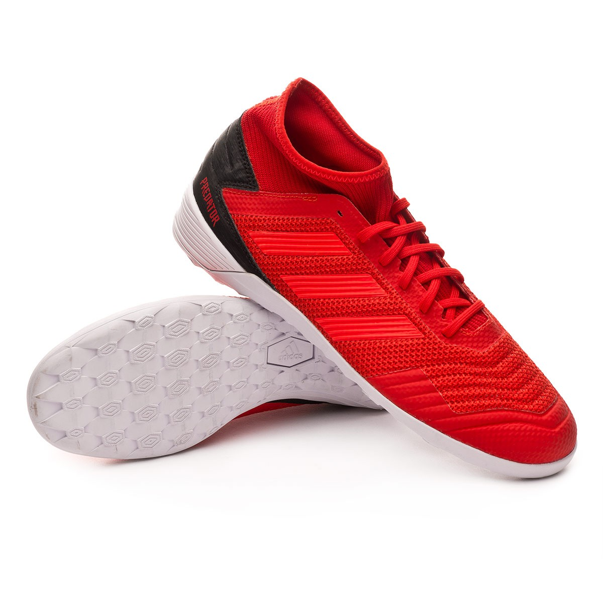 1cfc00acc Futsal Boot adidas Predator Tango 19.3 IN Active red-Solar red-Core black -  Football store Fútbol Emotion