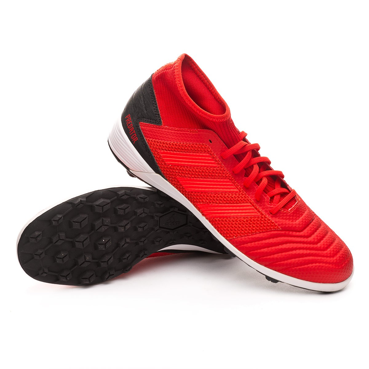 98f3d579 Football Boot adidas Predator Tango 19.3 Turf Active red-Solar red-Core  black - Football store Fútbol Emotion