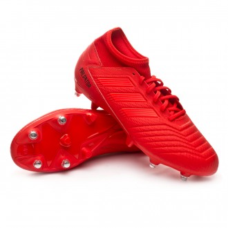 Boot  adidas Predator 19.3 SG Active red-Solar red-Core black