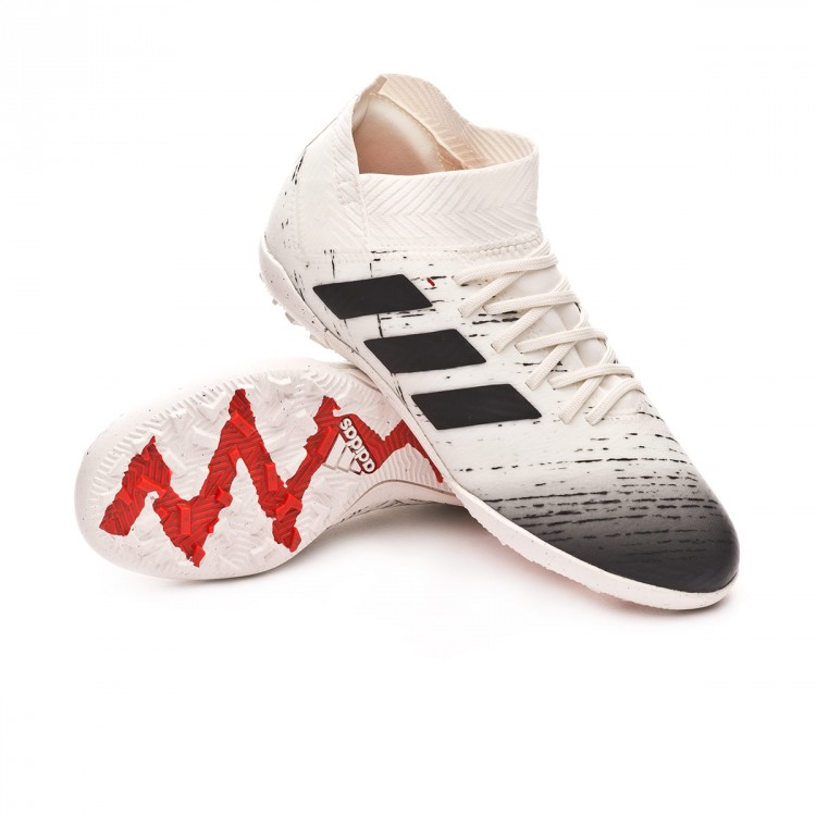 e65bdae644d Football Boot adidas Kids Nemeziz Tango 18.3 Turf Off white-Core ...