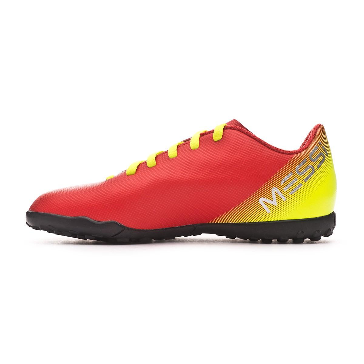 de105460080a Football Boot adidas Kids Nemeziz Messi Tango 18.4 Turf Active  red-Silberfoil-Football blue - Tienda de fútbol Fútbol Emotion