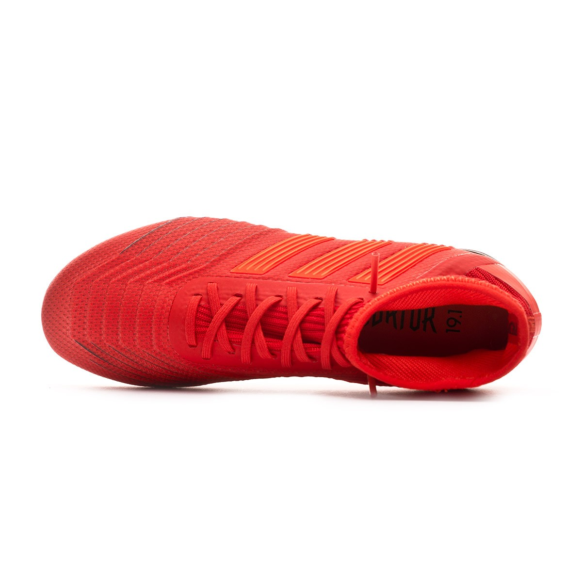 watch b36a1 94469 Boot adidas Kids Predator 19.1 FG Active red-Solar red-Core black - Leaked  soccer