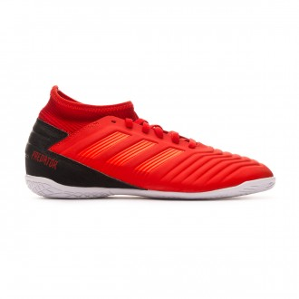 Scarpe adidas Predator Tango 19.3 IN Junior Active red-Solar red-Core black
