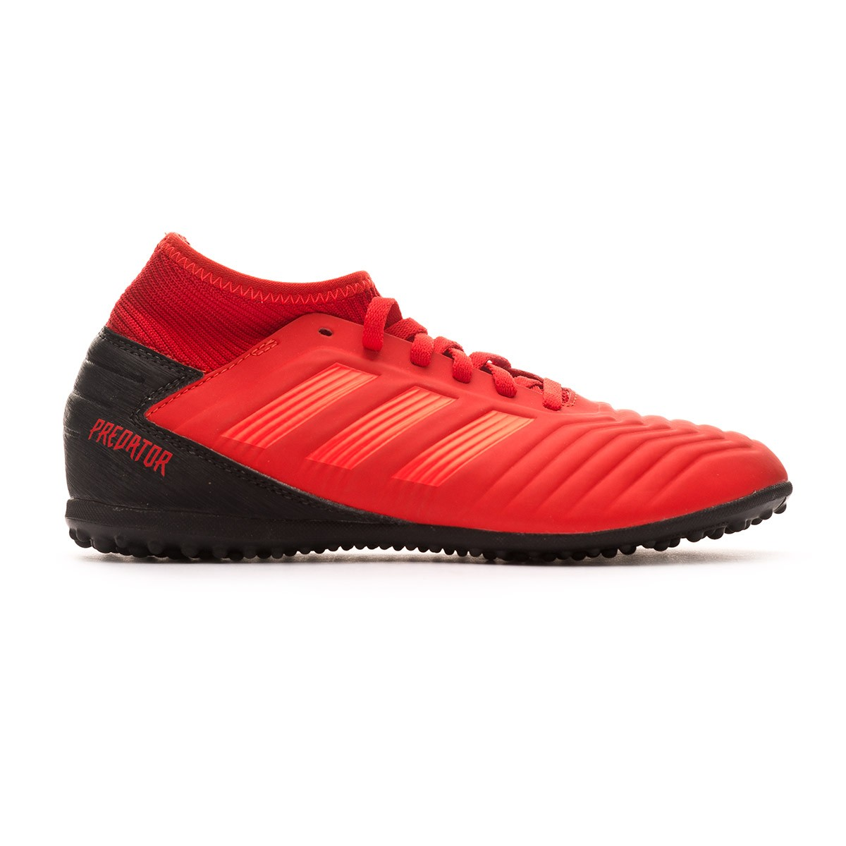 newest 1c1a8 28d0b Football Boot adidas Kids Predator Tango 19.3 Turf Active red-Solar red-Core  black - Football store Fútbol Emotion