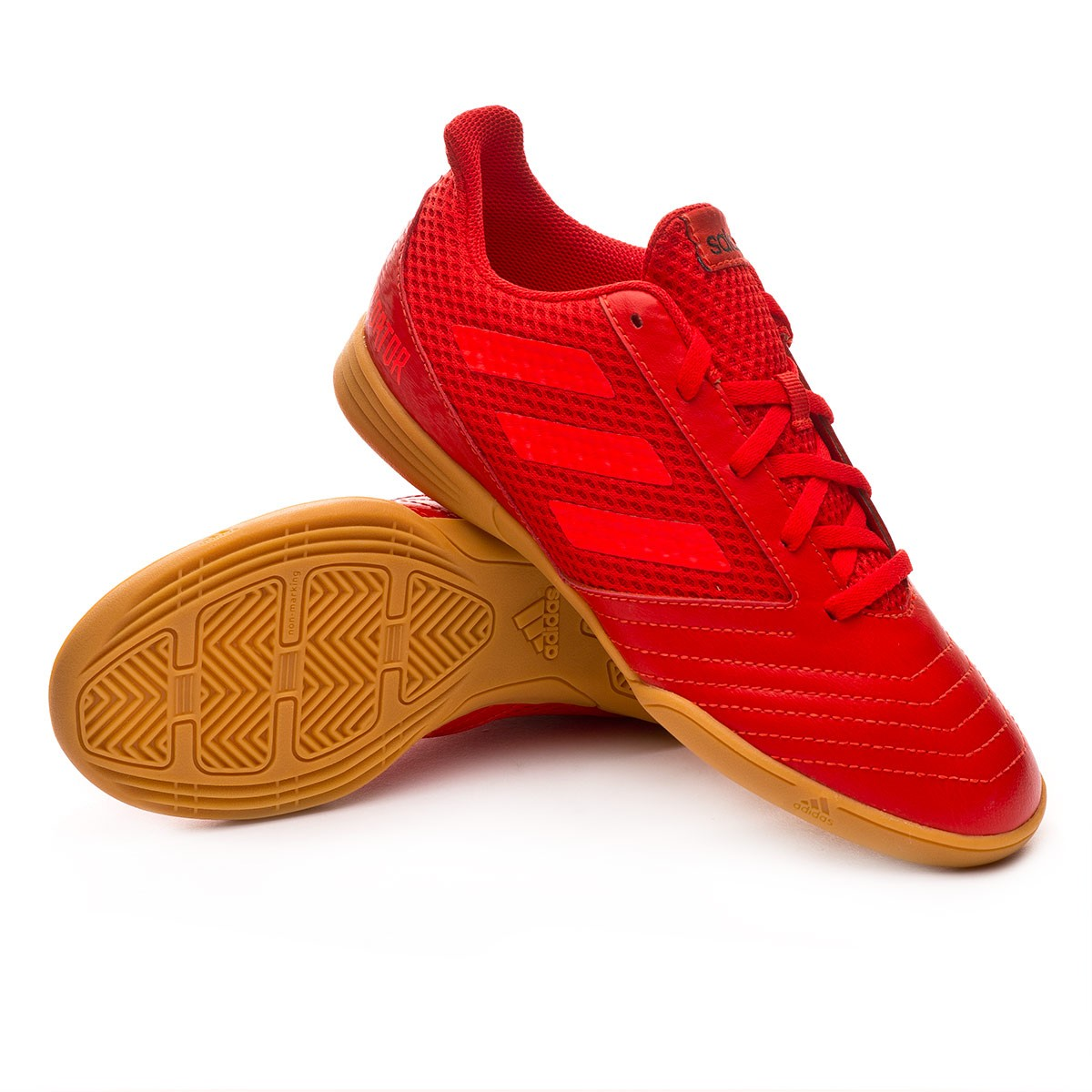 50935613590 Futsal Boot adidas Kids Predator Tango 19.4 IN Sala Active red-Solar  red-Core black - Tienda de fútbol Fútbol Emotion