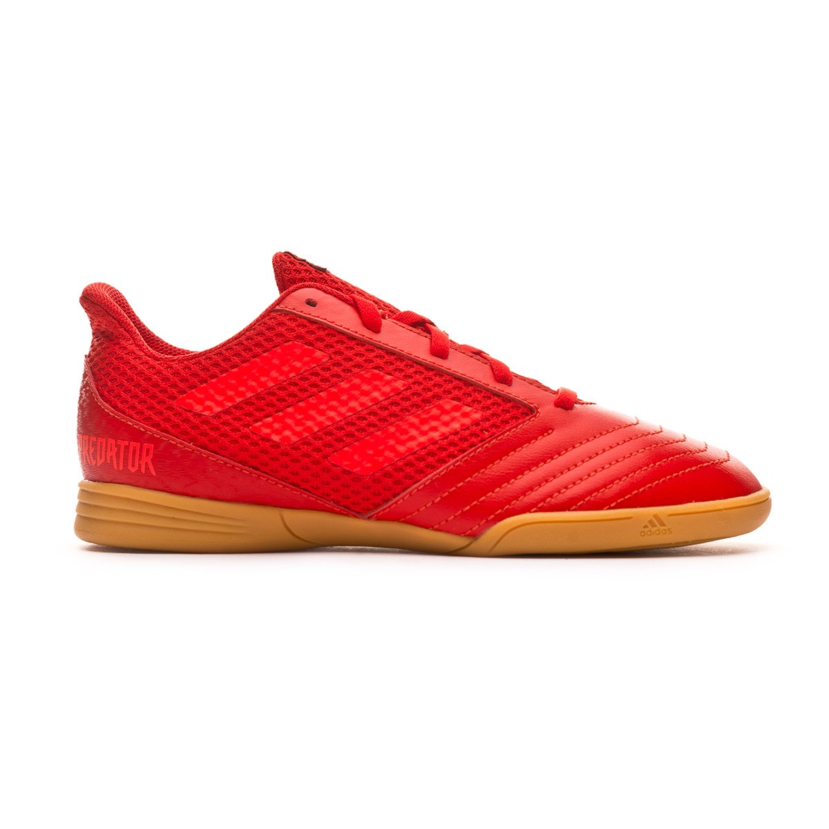 53cb61ad90033 Sapatilha de Futsal adidas Predator Tango 19.4 IN Sala Crianças Active  red-Solar red-Core black - Loja de futebol Fútbol Emotion