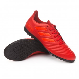Zapatilla  adidas Predator Tango 19.4 Turf Active red-Solar red-Core black