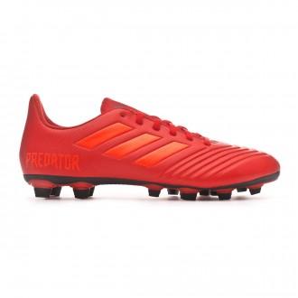 f2219d935 Football Boots adidas Predator 19.4 FxG Active red-Solar red-Core black