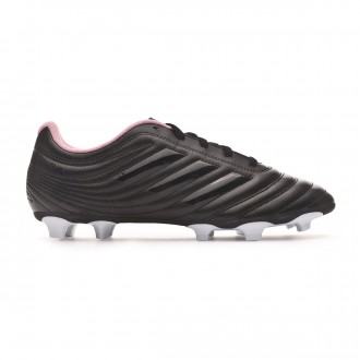 Bota  adidas Copa 19.4 FG Mujer Core black-Clear-True pink