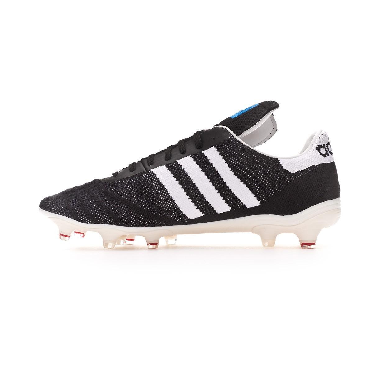 9012e0b4fe Football Boots adidas Copa 70Y FG Core Black-White-Red - Football store  Fútbol Emotion