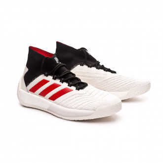 Tenis  adidas Predator 19+ TR Paul Pogba White-Red-Core Black