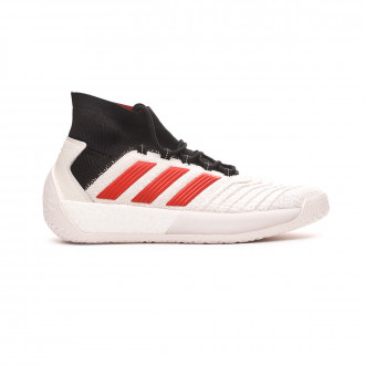 Baskets  adidas Predator 19+ TR Paul Pogba White-Red-Core Black