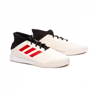 Tenis  adidas Predator 19.3 TR Paul Pogba Off White-Red-Core Black