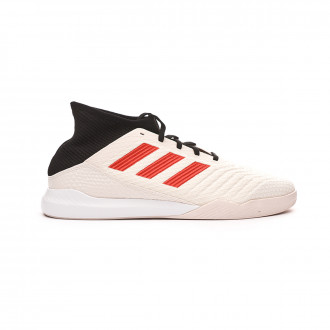 Baskets  adidas Predator 19.3 TR Paul Pogba Off White-Red-Core Black