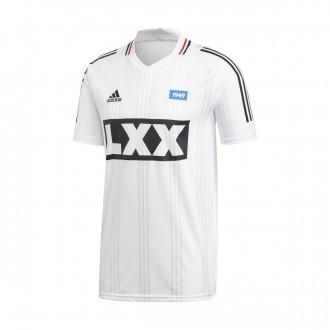 Camiseta  adidas 70A Training White