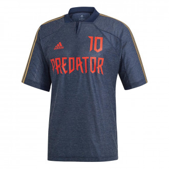 Camiseta  adidas Predator ZZ Collegiate navy-Red