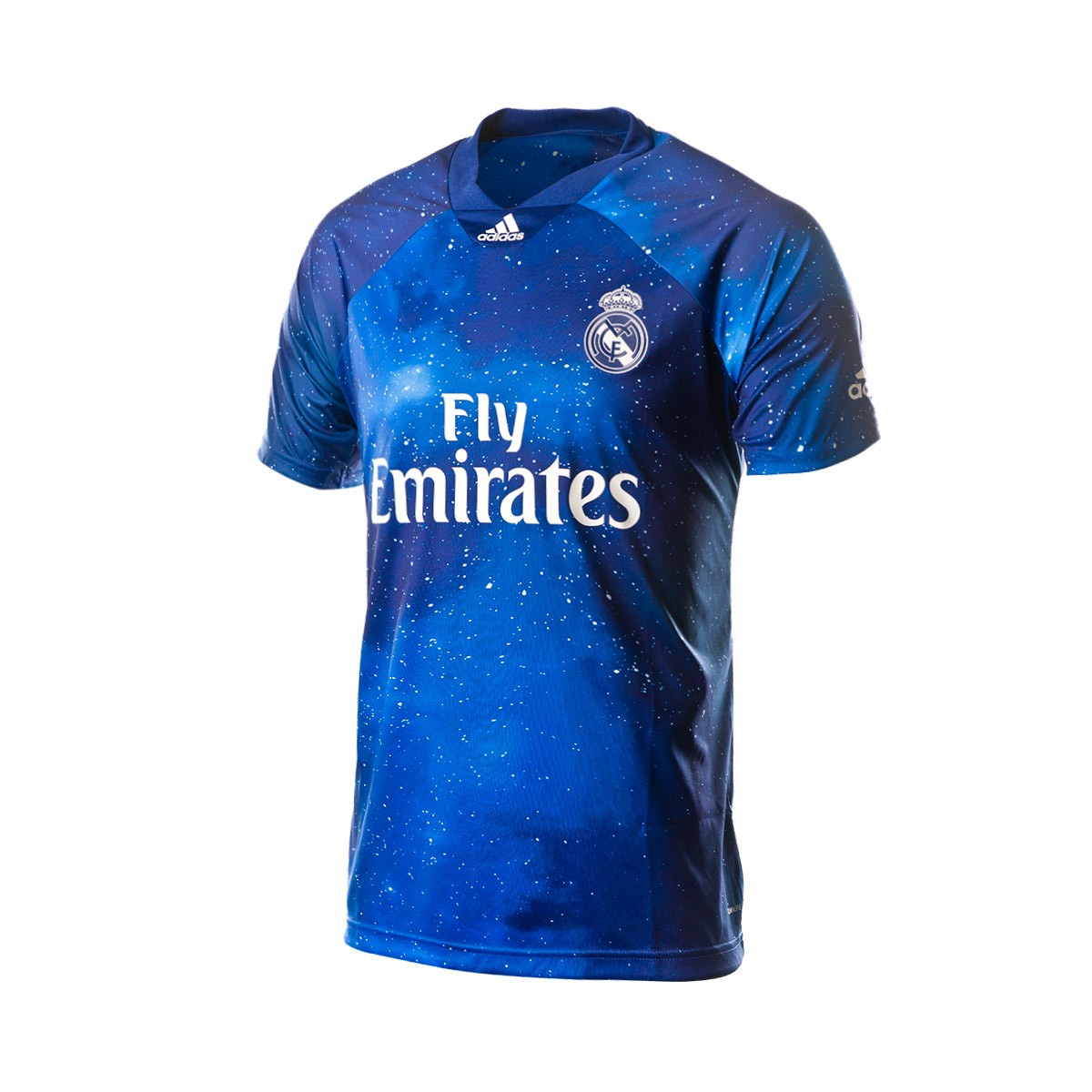 2a35fb3f1360f Jersey adidas Real Madrid EA 2018-2019 Blue - Football store Fútbol Emotion