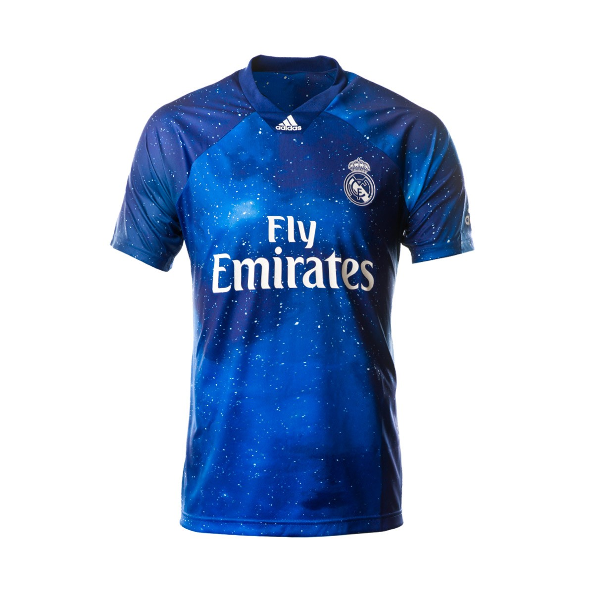 7c1d0393ba838 Jersey adidas Real Madrid EA 2018-2019 Blue - Football store Fútbol Emotion