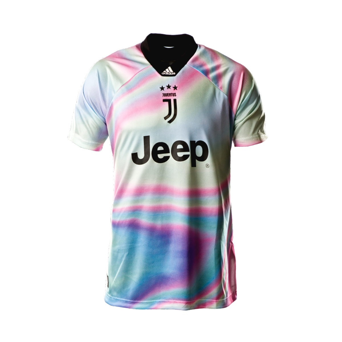 c21e283f40c Jersey adidas Juventus EA 2018-2019 Multicolor-Black - Football ...