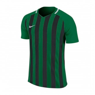 Jersey  Nike Striped Division III m/c Pine green-Black