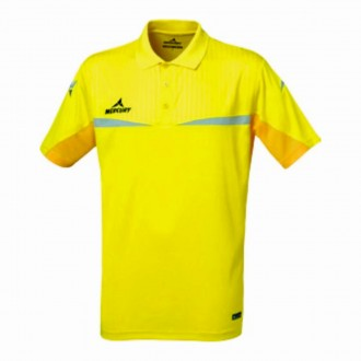 Polo shirt  Mercury Planet Yellow