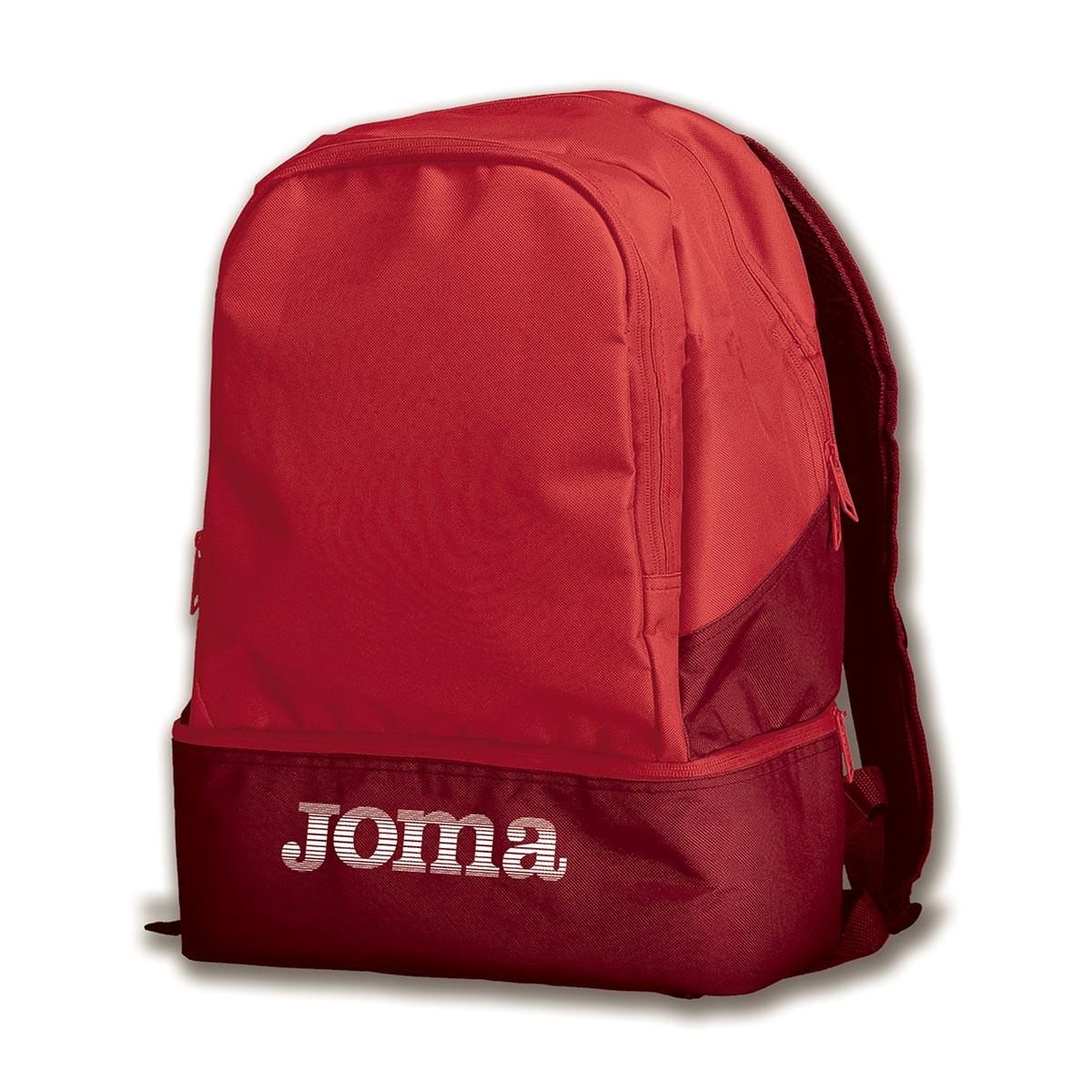 3fcbb89974d Backpack Joma Estadio III Red - Football store Fútbol Emotion