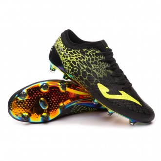 Bota  Joma Propulsion Lite FG Black-Lime