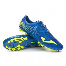 Scarpe  Propulsion AG Blue-Lime