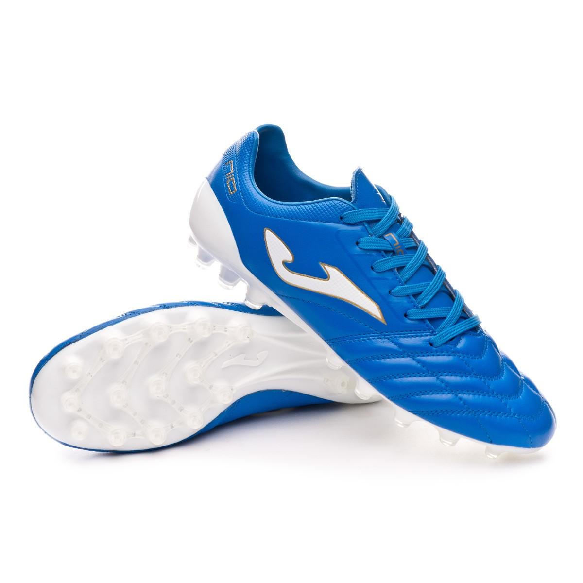352b56f512 Chuteira Joma N-10 Pro AG Blue-White - Loja de futebol Fútbol Emotion