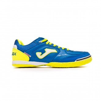Zapatilla  Joma Top Flex Blue-Lime