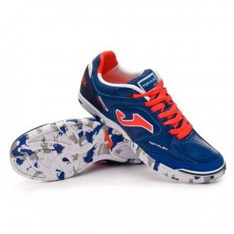 Futsal Boot  Joma Top Flex Blue-Orange