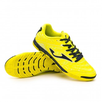 Futsal Boot  Joma Super Regate Lime