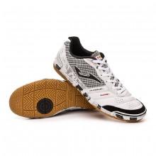 Futsal Boot Mundial White-Black