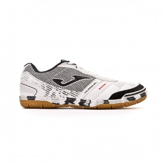 Futsal Boot  Joma Mundial White-Black